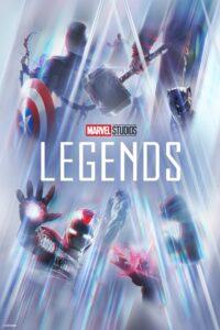 Marvel Studios: Legends: Season 1