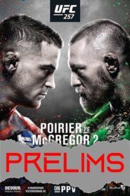 UFC 257: Poirier vs. McGregor 2 – Prelims
