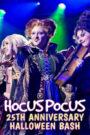 Hocus Pocus 25th Anniversary Halloween Bash