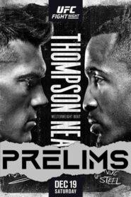 UFC Fight Night 183: Thompson vs. Neal – Prelims