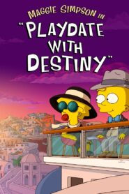 Maggie Simpson in Playdate with Destiny